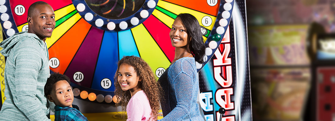 Arcade   Adventure Landing Family Entertainment Center   Winston-Salem, NC