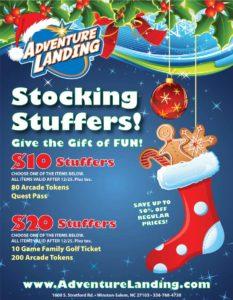 Stocking Stuffer Sale Winston Salem